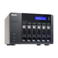 QNAP TVS-671-I3-4G  6 Bay NAS Tower