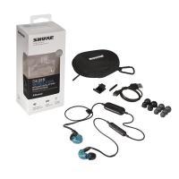 Shure SE215-BT1 Bluetooth Earphones Blue