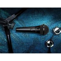Shure PGA58QTR Microphone Dynamic Lo Z Vocal Cardioid XLR -QTR Cable