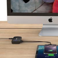 Orico DCP-5U-BK 5-Port AC USB Charging Station Black