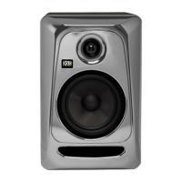"""KRK ROKIT RP5G3ES 5"""" Powered Studio Monitors - Electric Silver"""