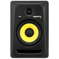 "KRK ROKIT RP6G3 6"" Powered Studio Monitors - Black"