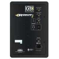 "KRK ROKIT RP8G3 8"" Powered Studio Monitors - Black"
