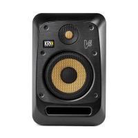 """KRK V6S4 6"""" Powered Studio Monitors - Black"""