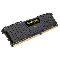 Corsair 16GB (2x8GB) CMK16GX4M2Z2400C16 DDR4 2400MHz Vengeance LPX DIMM Black