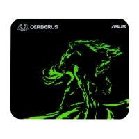 Asus Cerberus Mat Mini Gaming Mouse Pad - Green