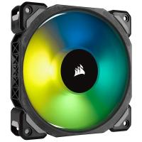 Corsair ML120 Pro RGB 120mm Premium Magnetic Levitation RGB PWM 3 Fan Pack With Lightning Node Pro