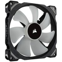 Corsair ML140 PRO RGB 140mm Premium Magnetic Levitation RGB LED PWM Twin Fan Pack