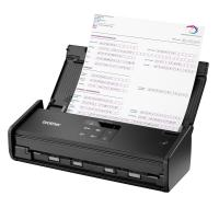 Brother ADS-1100W Compact DPCI EMT Scanner w WIFI