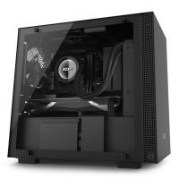 NZXT H200i Mini ITX black