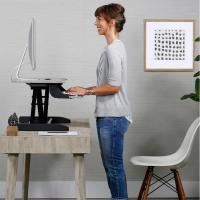 Ergotron WorkFit-Z Mini Sit-Stand Desktop