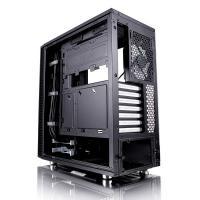 Fractal Design Define C Tempered Glass Edition Black