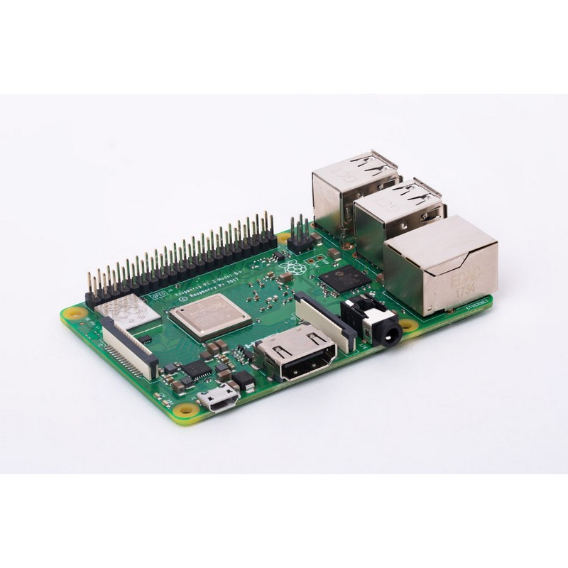 Raspberry Pi 3 Model B+ 1 GB