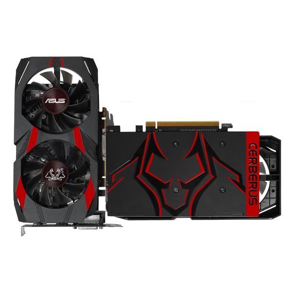 Asus Cerberus GeForce GTX 1050 Ti OC 4GB Video Card