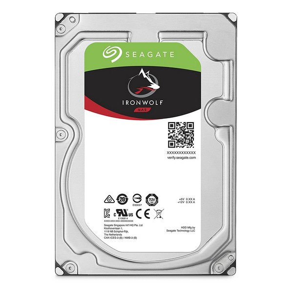Seagate Ironwolf 6TB ST6000VN0033 NAS HDD