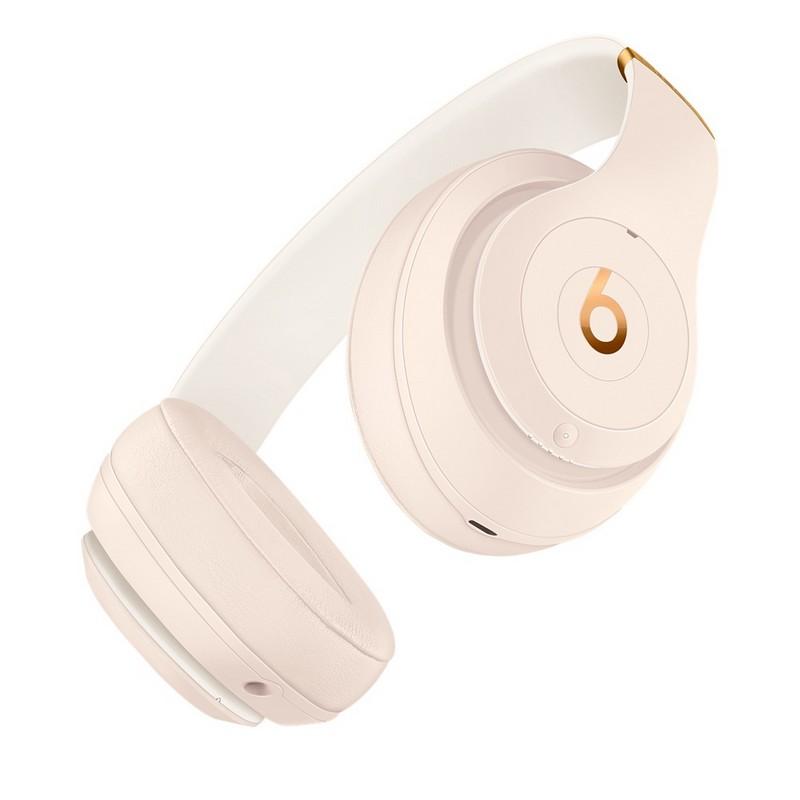 b96854cc048 Beats Studio 3 Wireless Over-Ear Headphones - Porcelain Rose - Umart ...