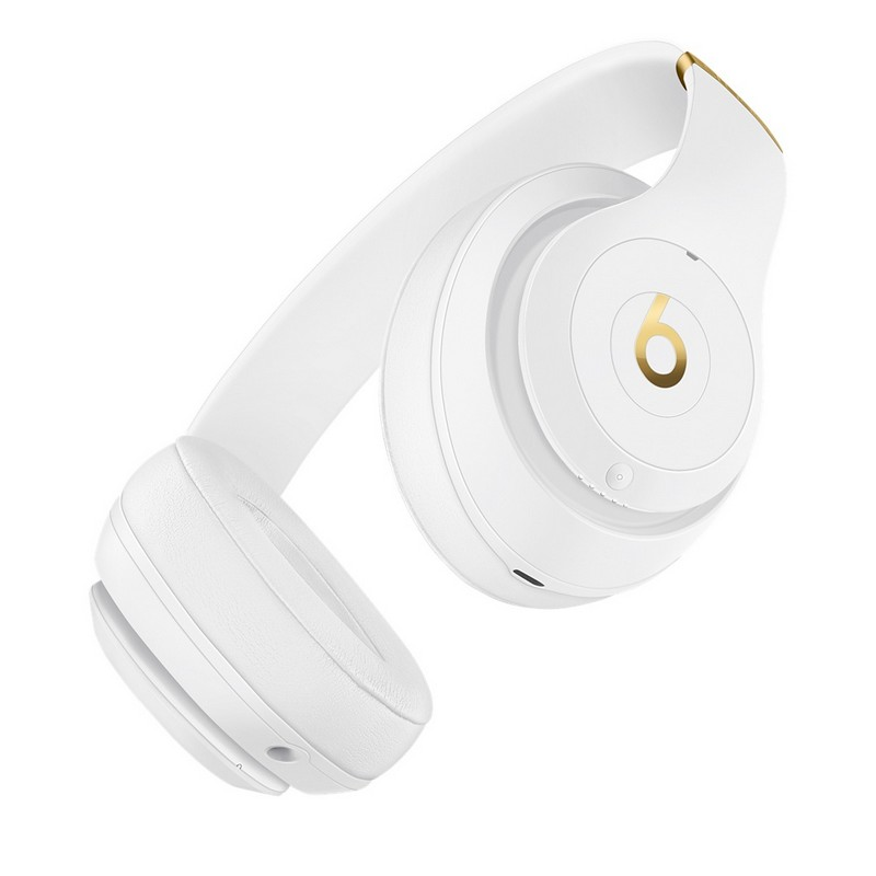 e293927adde Beats Studio 3 Wireless Over-Ear Headphones - White - Umart.com.au