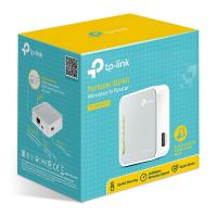 TP-LINK TL-MR3020 Portable 3G/3.75G Wireless N Travel Router, 1x LAN Port, 1x USB2.0 Port for 3G Mod