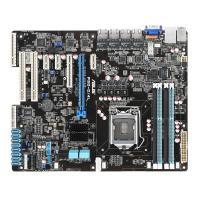 ASUS P9D-E/4L ATX, Socket 1150, Intel C224 Chipset, 4 x DDR3 1333/1600MHz ECC, 6 x SATA 6G, 4+1 GbE