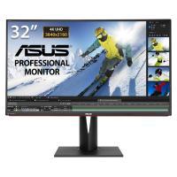"ASUS PA328Q 32"" 4K IPS Eyecare HAS SPK DP HDMI2.0 Professional Monitor"