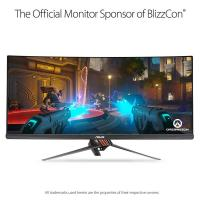 ASUS ROG SWIFT 34in QHD IPS 100Hz G-Sync Gaming Monitor (PG348Q)