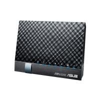 Asus DSL-AC56U AC1200 Dual Band 802.11ac WIFI ADSL/VDSL Modem Router