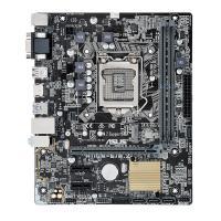 Asus H110M-E mATX LGA1151, 2DDR4, 1xD-SUB, 1xHDMI, 1xPCIe3.0, 2xPCIe2.0, SATA 6Gb/s*4