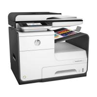 HP D3Q20D 477DW PageWide Pro Wireless Inkjet Multifunction Printer