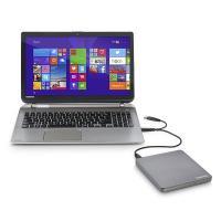 Toshiba PA5221U-2DV2 External SuperMulti USB3.0 Silver