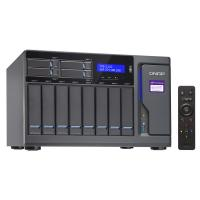 QNAP TVS-1282-i5-16G 12 Bay Diskless NAS - Intel i5 6500 16GB RAM