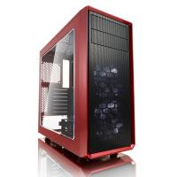 Fractal Design Focus G Window Mid Tower Case Red