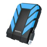 ADATA HD710P Durable Waterproof Shock Resistant 3TB USB3.0 External HDD Blue