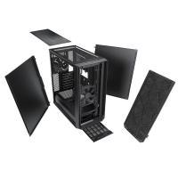 Fractal Design Meshify C Solid Side Panel Mid Tower Black