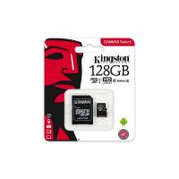Kingston Canvas Select MicroSDHC 128GB UHS-I 80MB/s Read, 10MB/s Write
