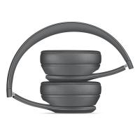 Beats by Dre Solo 3 Wireless Headphones Neighbourhood Collection Asphalt Gray