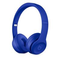 Beats by Dre Solo 3 Wireless Headphones Neighbourhood Collection Break Blue