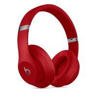 Beats Studio 3 Wireless Over-Ear Headphones - Red