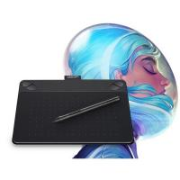 Wacom CTH-490/K3-C Art Pen and Touch Small Black