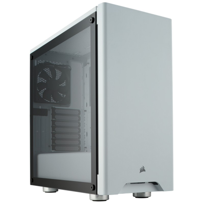 Corsair Carbide Series 275R Mid-Tower Gaming Case White