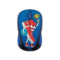Logitech Wireless Mouse M238 - Sneaker Head