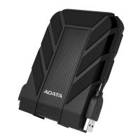 ADATA HD710P Durable Waterproof Shock Resistant 2TB USB3.0 External HDD Black