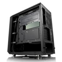 Fractal Design Meshify C Mini Blackout Dark Tempered Glass