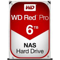 Western Digital NAS WD6003FFBX 6TB RED PRO 256MB 3.5IN SATA 6GB/S 7200RPM