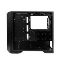 Antec P6 Tempered Glass Micro Tower Case mATX Mini- ITX