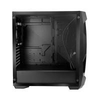 Antec DF500 Case Clear Side Panel 2xUSB 3.0 Front Ports Support ATX microATX ITX MB ( NO LED )