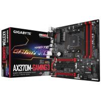 Gigabyte GA-AX370M-Gaming 3 AM4 motherboard
