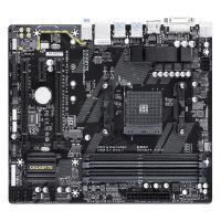 Gigabyte GA-AX370M-DS3H AM4 motherboard