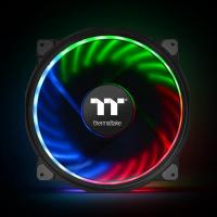 Thermaltake Riing Plus 20 LED RGB Case Fan TT Premium Edition Single Fan Pack with Controller