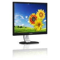Philips 19P4QYEB 19in 5:4 IPS 1280X1024 5MS DVI VGA Speakers VESA DisplayPort 4xUSB2.0 SmartErgoBase