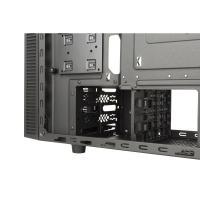 Cooler Master MasterBox E500L Silver ATX Mid Tower Case